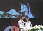 結婚式風景